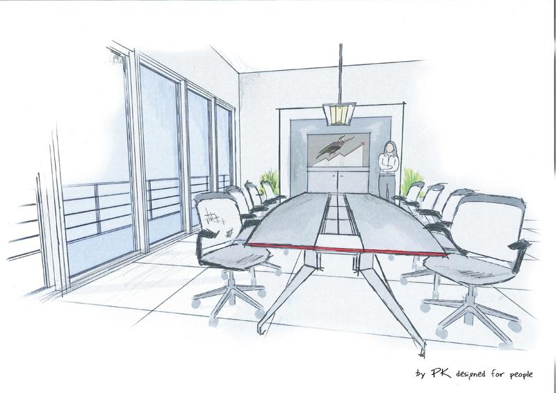Planung Konferenzraum