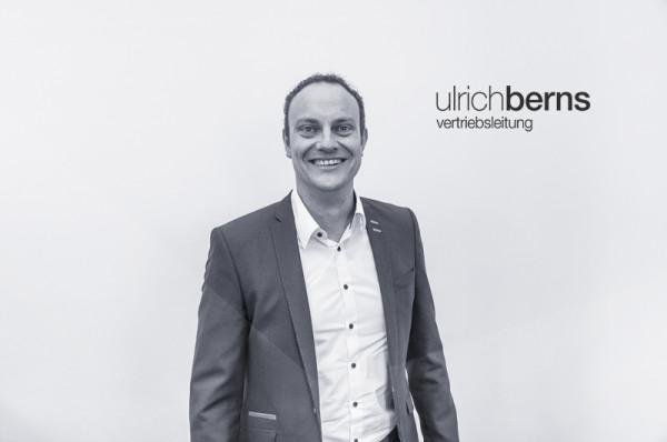 Ulrich Berns Vertriebsleiter