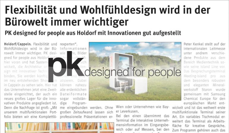 Münsterländische Tageszeitung Vorschau