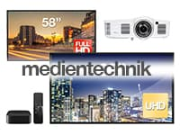 Medientechnik von pk designed for people